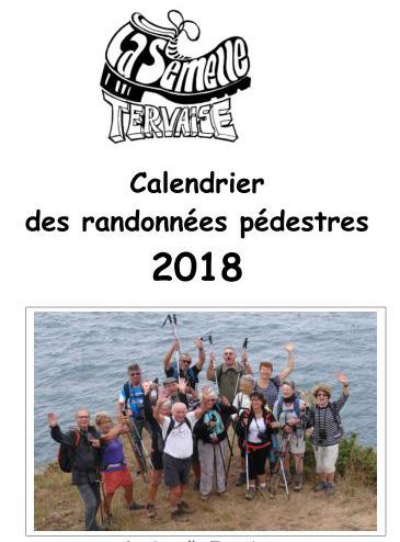 photo calendrier 2018